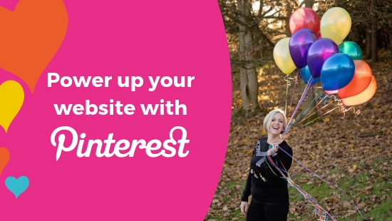 Power Up (your website) with Pinterest for Business