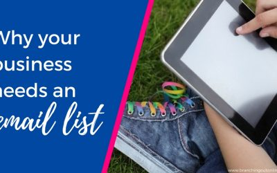 Why your small business needs an email list