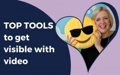 TOP TOOLS to get visible with video
