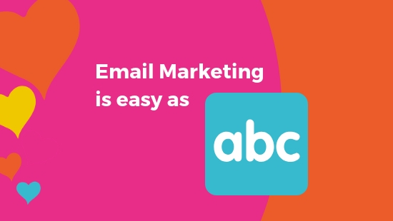 Email marketing is as easy as A-B-C when you're giving away fabulous freebies.