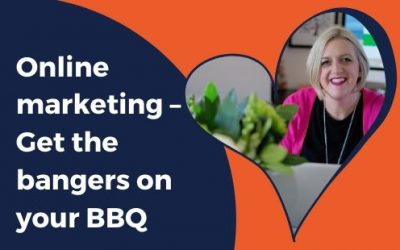 Online marketing – Get the bangers on your BBQ