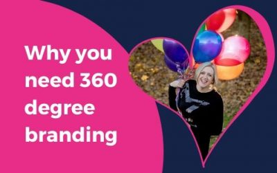 Why you need 360 degree branding