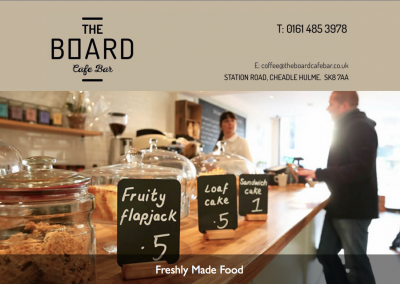 The Board Cafe