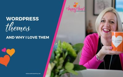 Wonderful WordPress Themes & Why I Love Them