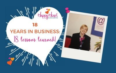 18 Years in Business: 18 Lessons Learned