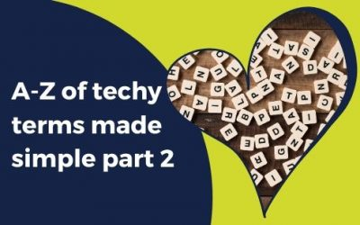 A – Z of techy terms made simple PART 2
