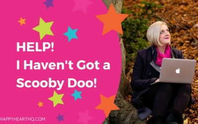 Website Help!..  I Haven't a Scooby Doo What to Do!