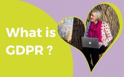 GDPR – What it means for your business and your website