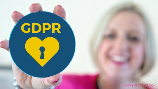 GDPR – What it Means for Your Business & Your Website