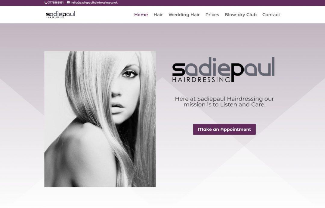 Sadie Paul Hair