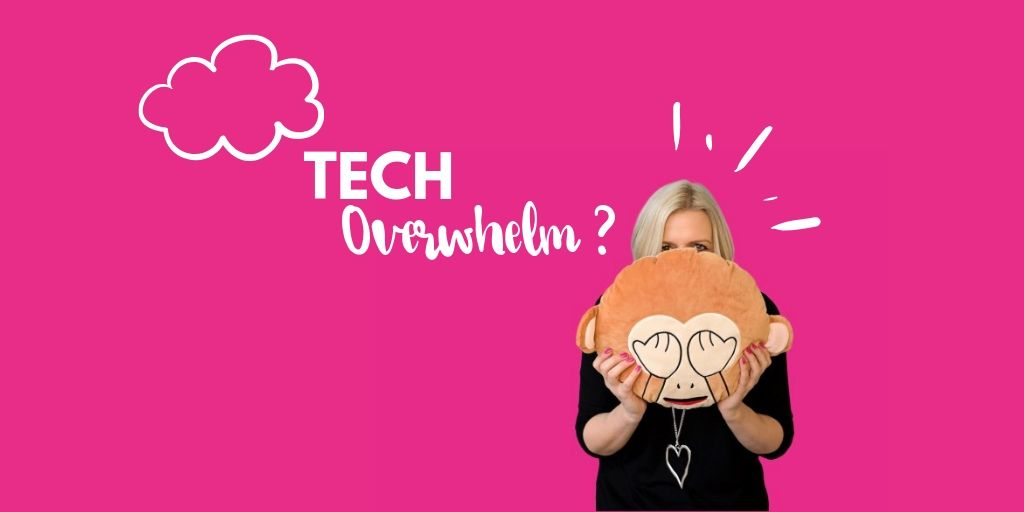 5 Ways To Stop Tech Overwhelm