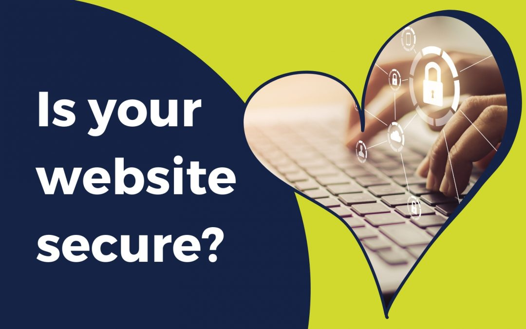 HOW TO keep your website secure in 2020