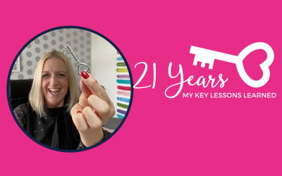21 years in business – My Key Lessons Learned